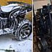 Мойка квадроцикла, зависит от загрязнения фото