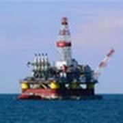 Морские буровые установки. фото