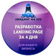 Разработка продающих сайтов Landing Page за 21 000 рублей фото