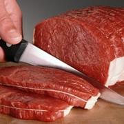 Мясо говядины (бычки-молодняк) в полутушах фото