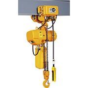 Таль электрическая цепная TOR ТЭЦП (HHBD7.5-03T) 7,5 т 12 м фото