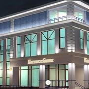 Освещение архитектурных объектов, памятников, архитектурное освещение продажа монтаж фото
