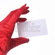 Промо-акции, PR и BTL-акции. Нестандартная необычная реклама. Изготовление пластиковых дисконтных карточек фото