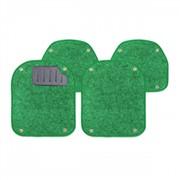 Вкладыши ковролиновые autoprofi, для ковриков ter-500i универсальные фото