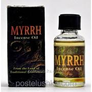 Ароматическое масло MYRRH 8 мл фото