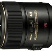 Объектив Nikon 105mm f/2.8G IF-ED AF-S VR Micro-Nikkor фото