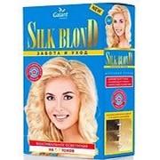 Средство 014813 GC Silk Blond ГК 32/52 максимальное осветление волос 5 - 7 тон.( цена за 1 шт.) фото