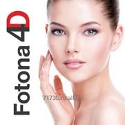 Омоложение 4D - многоуровневое омоложение и фототермическая реконструкция кожи на аппарате Fotona фото