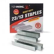 Скобы для степлера № 23/13, heavi duty RD23-12 фото