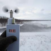 Проведение работ по замеру ветра фото