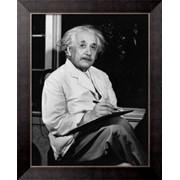 Картина Альберт Эйнштейн, Неизвестен фото