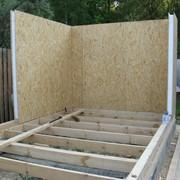 Влагостойкая строительная плита ОСБ-3 (10) фото