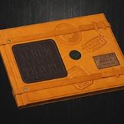 Фотокнига в кожанной обложке размера XL фото