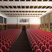 """Конгресс-центр """"Шымкент"""" уникальный зал, специализируется на проведении конгрессных мероприятий различного профиля и уровня: международных и локальных конференций, форумов, презентаций и т.п., а также выставок и ярмарок площадью до 1000 кв.м. фото"""
