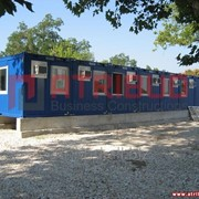 Жилое сборно-разборное здание фото