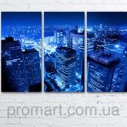 Модульна картина на полотні Японія код КМ6090-068 фото