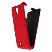 Чехол-флип HamelePhone для Fly IQ4416 Era Life 5 красный фото