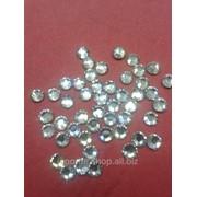 Стразы клеевые Almas SS - 16 1уп - 360шт crystal фото