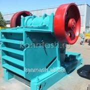 Щековая дробилка КМ ДЩ-2,5х4 фото
