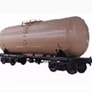 Ремонт и наладка систем разгрузки вагона - цистерны для транспортировки цемента модели 15-1405 фото