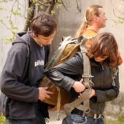 Парашютная подготовка юношей и девушек (с 13 лет) фото