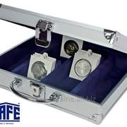 Кейс для монет в рамках - SAFE фото