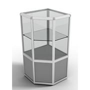 Прилавок с витриной, Артикул: PT-7 фото