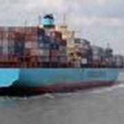 Аренда морских контейнеров для первозок. Лизинг контейнеров. фото