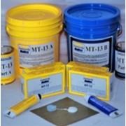 Прочный эпоксидный адгезив Metalset A4- фото