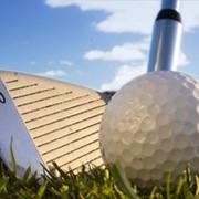Игра в гольф фото