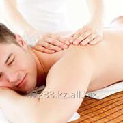 Классический оздоровительный массаж фото