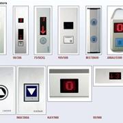 Кнопки вызова лифтов фото