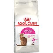 Royal Canin 400г+160г Savor Exigent Сухой корм для взрослых кошек, привередливых к вкусу продукта фото