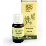 Эфирное масло Flora Secret Кедровое 10мл фото