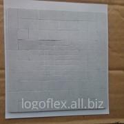 Квадратики 3D открытки двусторонние объемные самоклеещиеся фото