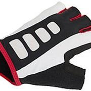 Перчатки 8-7130732 Men ARP 14A черно-бело-красные р-р L AUTHOR фото