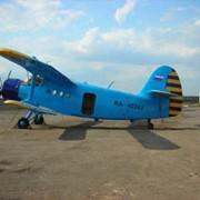 Предоставление самолета Ан-2 для АФС с экипажем фото
