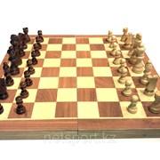 Шахматы 3в 1 (390мм х 390 мм) фото